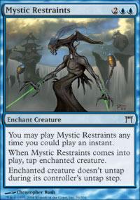 Mystic Restraints - Foil