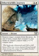 Otherworldly Journey - Foil