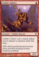 Goblin Cohort - Foil