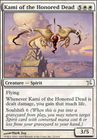 Kami of the Honored Dead - Foil