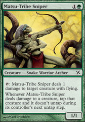 Matsu-Tribe Sniper - Foil