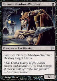 Nezumi Shadow-Watcher - Foil