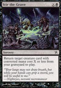Stir the Grave - Foil