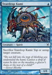 Teardrop Kami - Foil