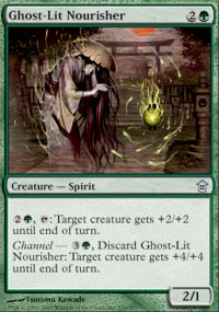 Ghost-Lit Nourisher - Foil
