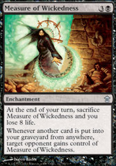 Measure of Wickedness - Foil