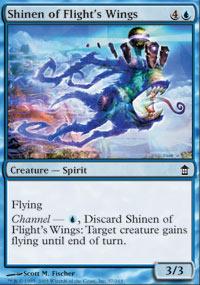 Shinen of Flights Wings - Foil