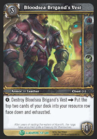 Bloodsea Brigands Vest