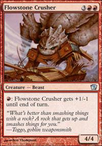 Flowstone Crusher - Foil