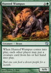 Hunted Wumpus - Foil