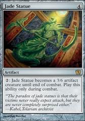 Jade Statue - Foil
