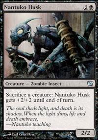 Nantuko Husk - Foil
