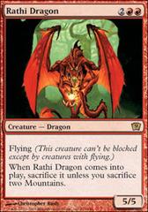 Rathi Dragon - Foil