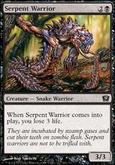 Serpent Warrior - Foil
