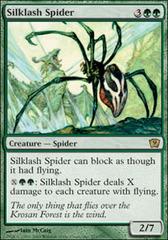 Silklash Spider - Foil