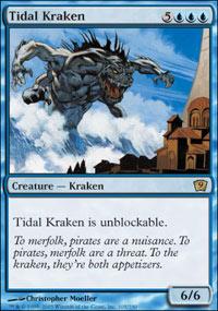 Tidal Kraken - Foil