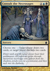 Consult the Necrosages - Foil