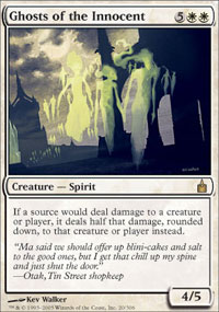 Ghosts of the Innocent - Foil