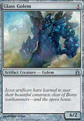 Glass Golem - Foil