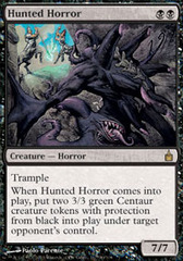 Hunted Horror - Foil