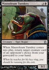 Mausoleum Turnkey - Foil