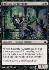 Sadistic Augermage - Foil