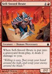 Sell-Sword Brute - Foil