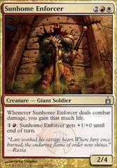 Sunhome Enforcer - Foil