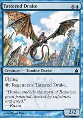 Tattered Drake - Foil