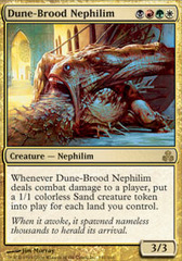 Dune-Brood Nephilim - Foil on Channel Fireball