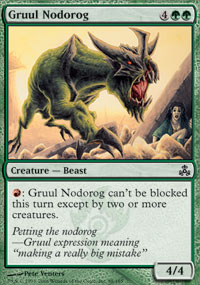 Gruul Nodorog - Foil