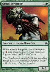Gruul Scrapper - Foil on Channel Fireball
