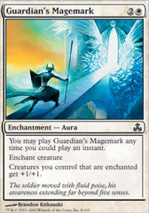 Guardian's Magemark - Foil on Channel Fireball
