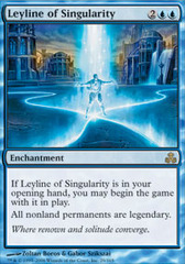 Leyline of Singularity - Foil