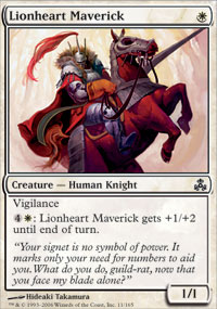 Lionheart Maverick - Foil