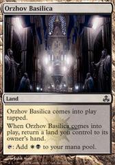 Orzhov Basilica - Foil on Channel Fireball
