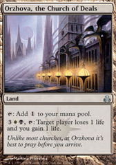 Orzhova, the Church of Deals - Foil