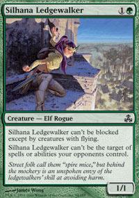 Silhana Ledgewalker - Foil