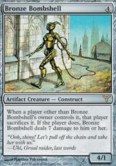 Bronze Bombshell - Foil
