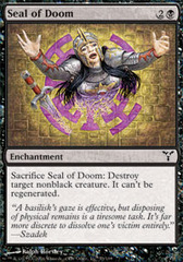Seal of Doom - Foil