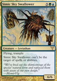 Simic Sky Swallower - Foil