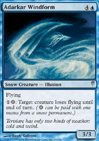 Adarkar Windform - Foil