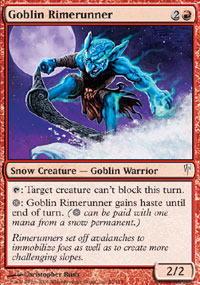 Goblin Rimerunner - Foil
