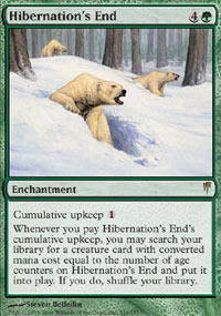 Hibernations End - Foil