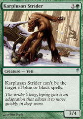 Karplusan Strider - Foil