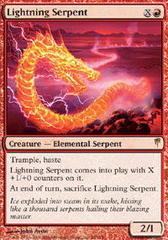 Lightning Serpent - Foil