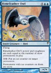 Rimefeather Owl - Foil