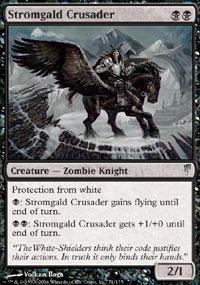 Stromgald Crusader - Foil