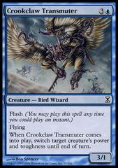 Crookclaw Transmuter - Foil