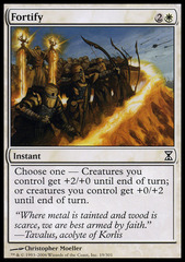 Fortify - Foil